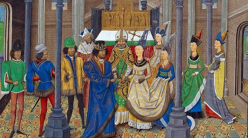 D. João I, rei de Portugal, nasceu a 11.04.1357 | Casamento de D. João I com D. Filipa de Lencastre