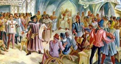 Em Abril de 1385 reuniram Cortes em Coimbra, no decorrer das quais, D. João, Mestre de Avis, é aclamado rei de Portugal.