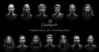 """Contraponto lançam novo videoclipe: """"Problema de Expressão"""", dos Clã"""