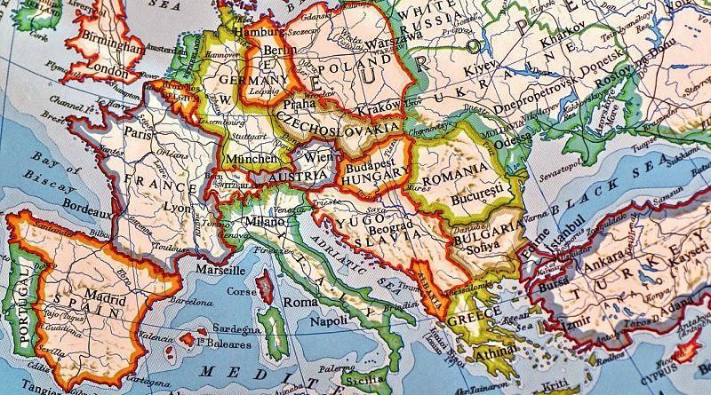 No dia 9 de Maio celebra-se Dia da Europa