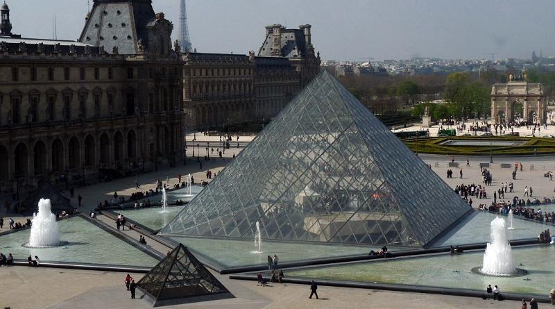 Museu do Louvre - Paris | Dia Internacional dos Museus - 18 de Maio