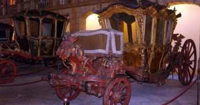 O Museu Nacional dos Coches foi criado por iniciativa da Rainha D. Amélia