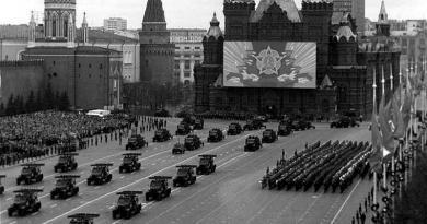 O Pacto de Varsóvia foi criado a 14 de Maio de 1955