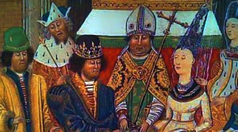 O Tratado de Windsor foi assinado a 9 de Maio de 1386