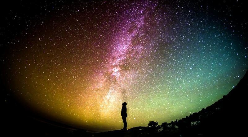 A astrologia é uma visão do mundo.