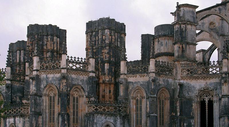 O Mosteiro da Batalha será obra de bordadeiras? Capelas Imperfeitas