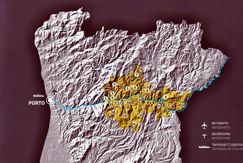 Vale do Douro - destino Património da Humanidade