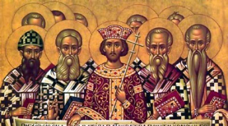 Concílios ecuménicos na época medieval