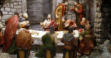 Os doze apóstolos escolhidos por Jesus