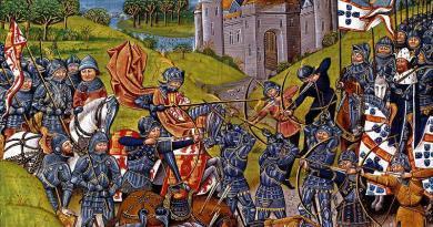 14 de Agosto de 1385, dá-se a Batalha de Aljubarrota