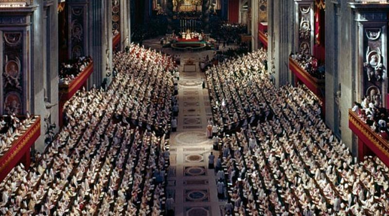 Concílios ecuménicos da Idade Moderna | Concílio Vaticano I e Concílio Vaticano II