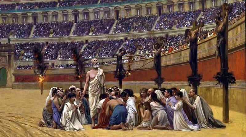 As perseguições aos cristãos nos primeiros séculos