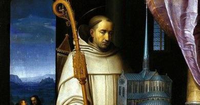 São Bernardo de Claraval morreu a 20.08.1153