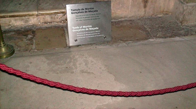 Martim Gonçalves de Macedo, herói de Aljubarrota