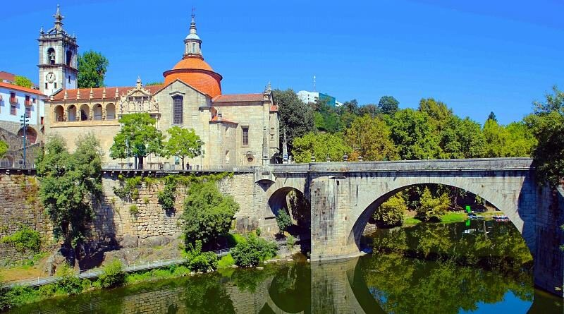 Ponte de Amarante e Convento de São Gonçalo