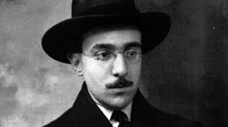 O poeta Fernando Pessoa Fernando Pessoa morreu em Lisboa a 10.11.1935