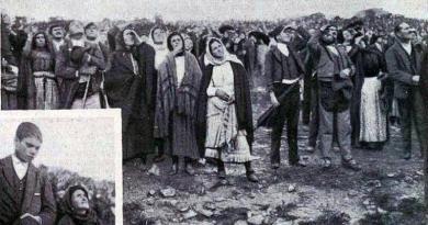 O Milagre de Fátima, a 13 de Outubro de 1917
