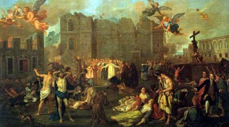Terramoto de Lisboa – 1 de Novembro de 1755 – Efemérides