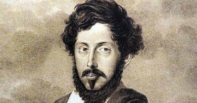 João Baptista da Silva Leitão de Almeida Garrett - Escritor e político