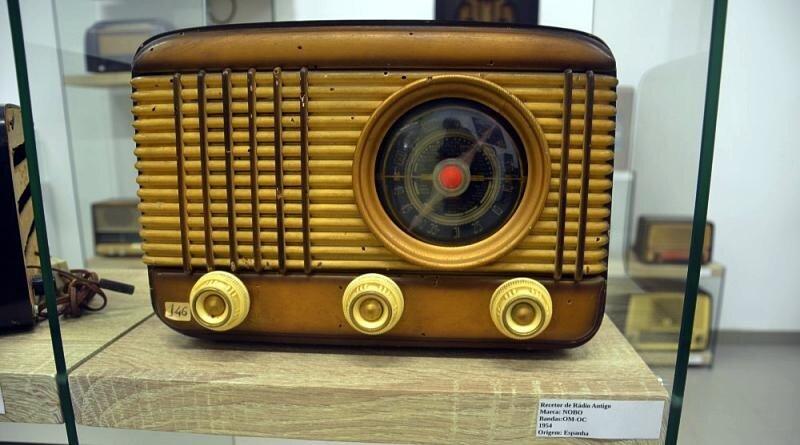 Rádio antigo - Valença celebra o Dia Mundial da Rádio 2021