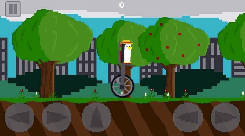 Mon-O, um jogo de plataforma para dispositivos android