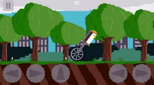 MON-O, um jogo de equilíbrio e progressão para Android