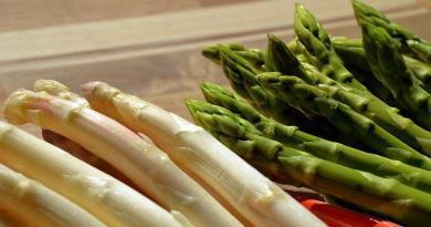 Espargo-bravo | Plantas bravias comestíveis
