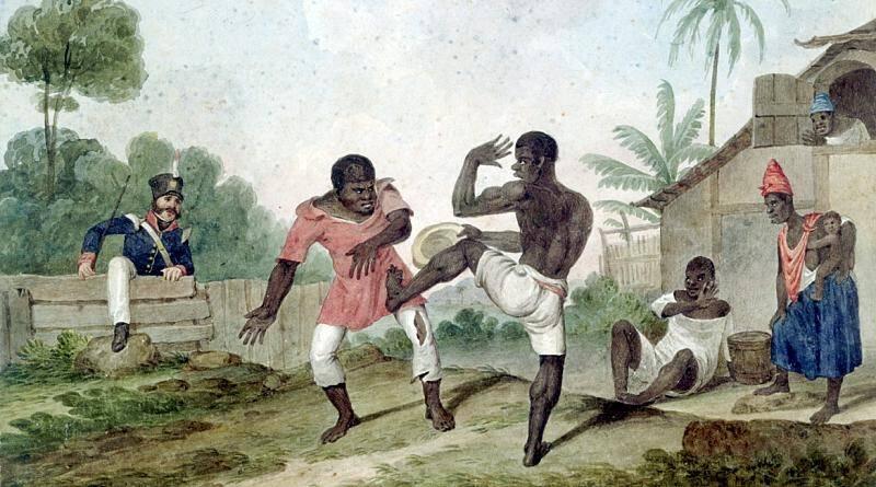 Capoeira, dança livre ou arte marcial?