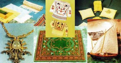 Produções artesanais do concelho da Póvoa de Varzim