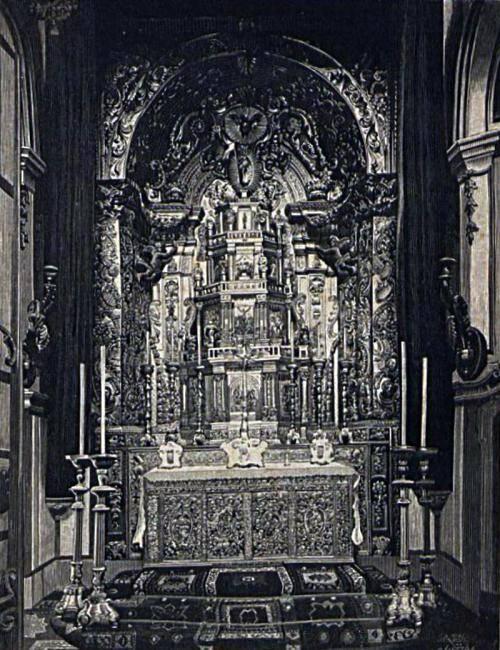 Altar de prata na Sé do Porto | Curiosidades históricas