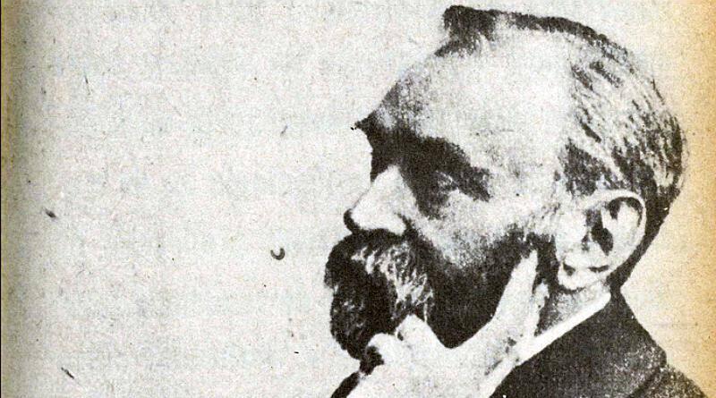 Alfred Nobel - o inventor da dinamite