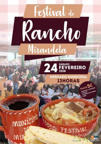 Mirandela - Festival do Rancho